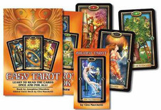 Picture of the Easy Tarot kit