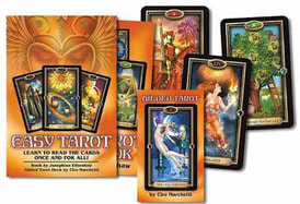 Picture of Easy Tarot kit