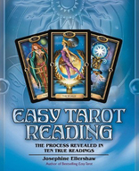 Easy Tarot books with Josephine Ellershaw